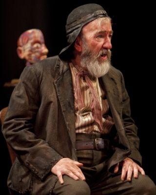 John Tyson as Alfred Doolittle