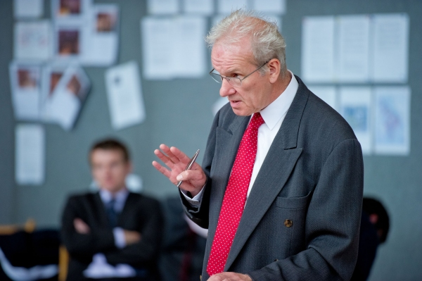 Photos: Tricycle Theatre's TACTICAL QUESTIONING in Rehearsal