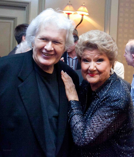 Photo Coverage: Marilyn Maye Opens at Feinstein's