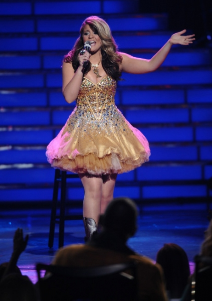 Photo Flash: A Very Country AMERICAN IDOL Finale!