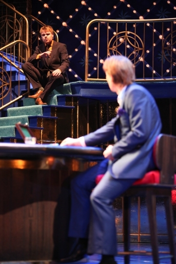 Photo Flash: First Look at Patrick Stewart in RSC's MERCHANT OF VENICE