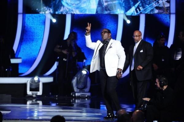 Randy Jackson at AMERICAN IDOL Season Finale - Lady Gaga, Beyonce, & More!