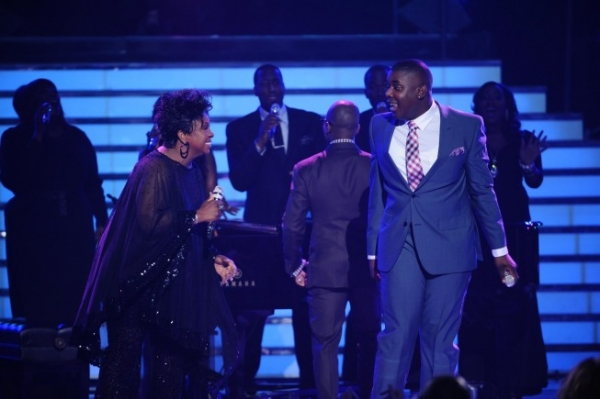 Gladys Knight, Jacob Lusk