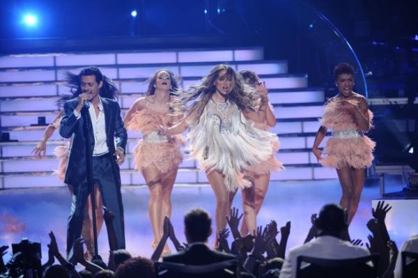 Marc Anthony, Jennifer Lopez