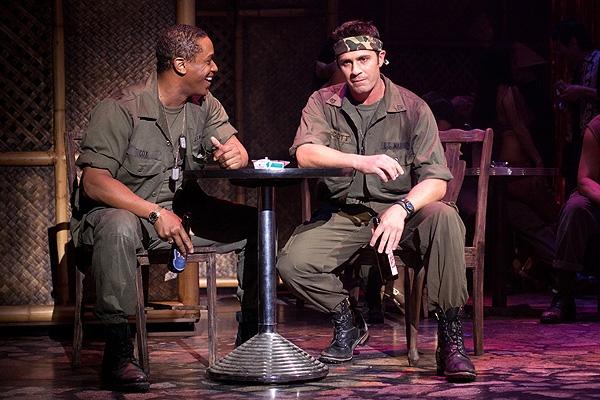 Philip Michael Baskerville and Eric Kunze Photo