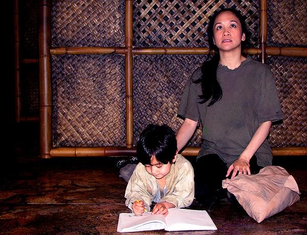 Isabella Lee and Melinda Chua Photo
