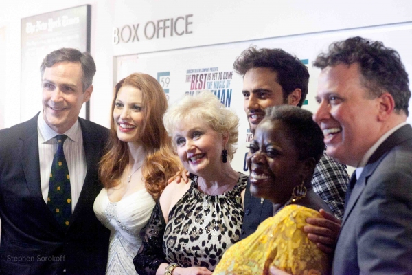 Photo Coverage: THE BEST IS YET TO COME Opens at 59E59