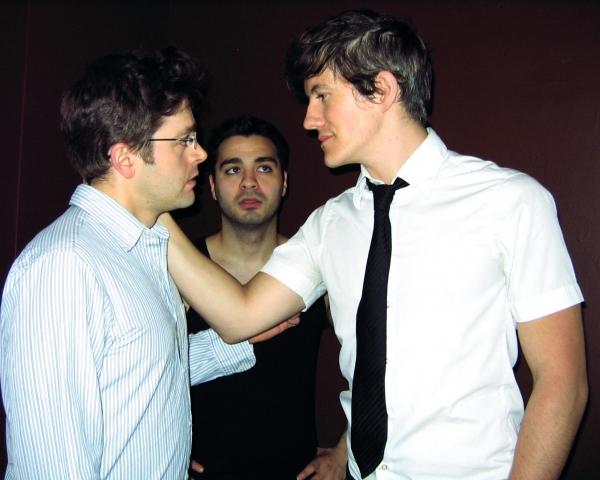 Lars D. Drew, Amadeo Fusco and Zach Wegner