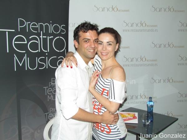 Alejandro Vera y Beatriz Ros