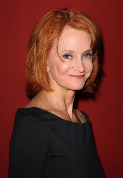 Swoozie Kurtz attending the 61st Annual Outer Critics Circle Awards Party at Sardi's in New York City.