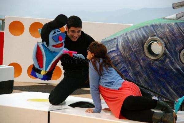 Una visita espacial: El musical en el Parque de atracciones del Tibididabo
