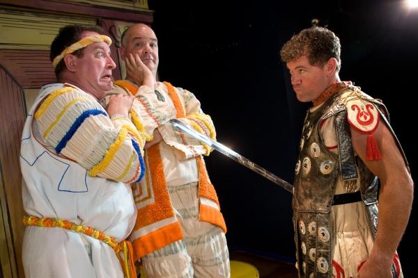 Rick Stanley, Thomas Ouellette, and Stephan Jones Photo