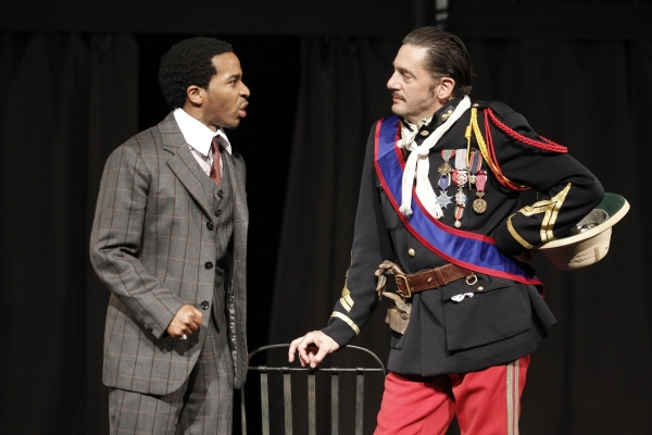 Photo Coverage:  First Look at Shakespeare in the Park's ALL'S WELL THAT ENDS WELL!