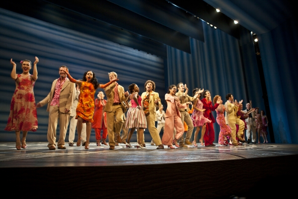 Photo Coverage: MAMMA MIA! Celebrates 4,000 Performances on Broadway!