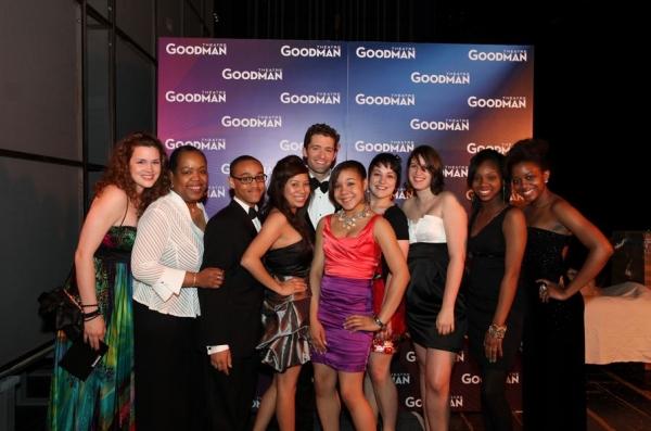 Photos: Matthew Morrison Performs at Goodman Theatre Gala