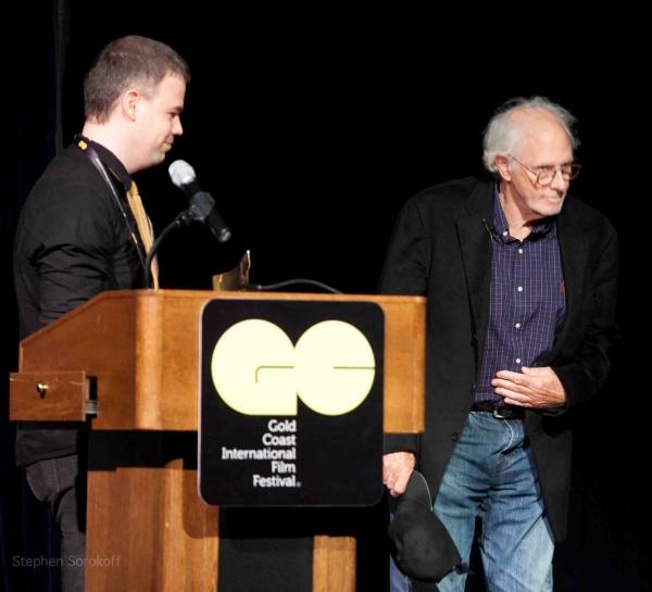Sean McPhillips & Bruce Dern