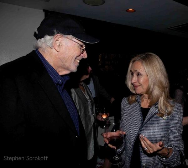 Bruce Dern & Eda Sorokoff Photo