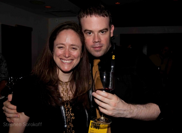 Caroline Sorokoff & Sean McPhillips