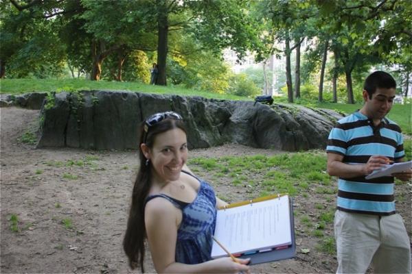 Jessica Pecharsky and J.P. Villa