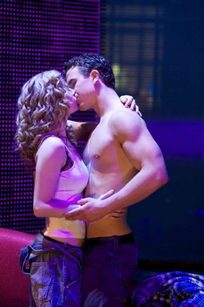 Photo Coverage: GHOST The Musical in the West End- New Production Shots!