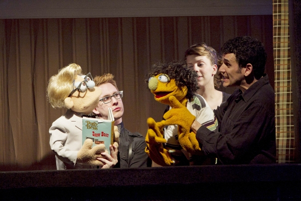 Photo Flash: Phoenix Theatre's AVENUE Q