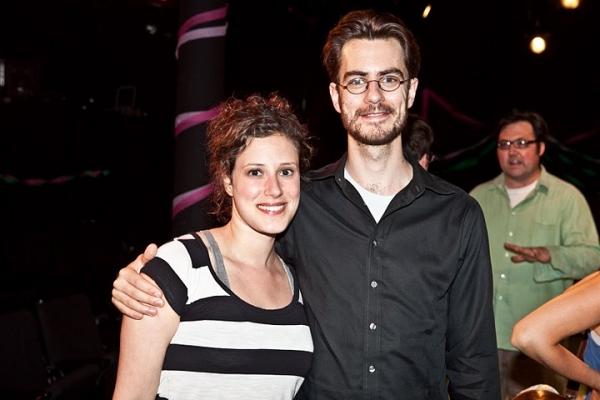 Melissa Miller and director Seth Bockley