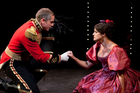 Photo Flash: Old Globe's MUCH ADO ABOUT NOTHING