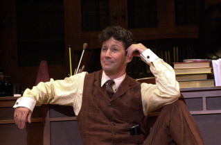 Interview: Charles Shaughnessy Revisits New England and 'My Fair Lady'