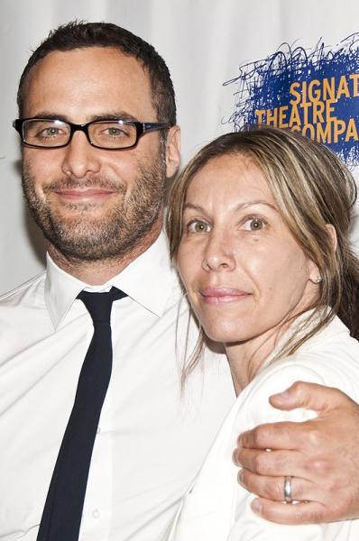 Dominic Fumusa & Ilana Levine