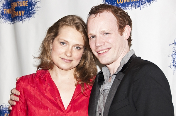 Merritt Wever & Sean Dugan Photo