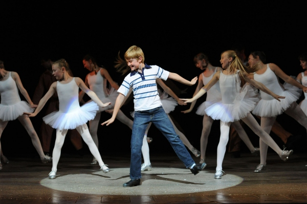 Photo Flash: West End BILLY ELLIOT Extends to December 2012