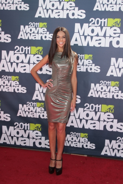 Terri Seymour pictured at the 2011 MTV Movie Awards Arrivals at Universal Studios' Gibson Amphitheatre on June 5, 2011 in Universal City, California. © RD / Orchon / Retna Digital