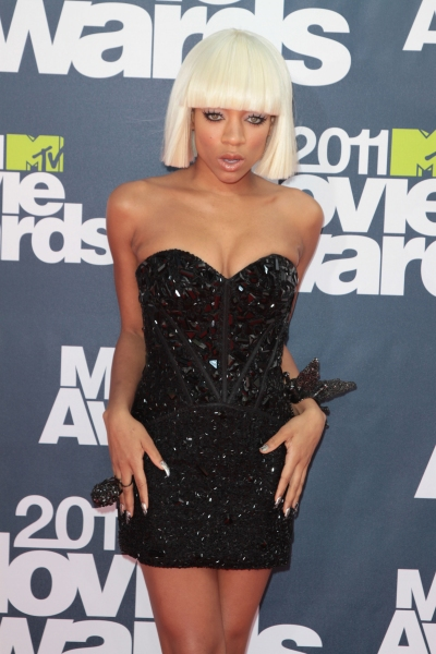 Lil Mama pictured at the 2011 MTV Movie Awards Arrivals at Universal Studios' Gibson Amphitheatre on June 5, 2011 in Universal City, California. © RD / Orchon / Retna Digital