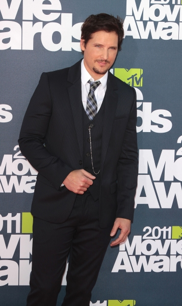 Peter Facinelli pictured at the 2011 MTV Movie Awards Arrivals at Universal Studios' Gibson Amphitheatre on June 5, 2011 in Universal City, California. © RD / Orchon / Retna Digital