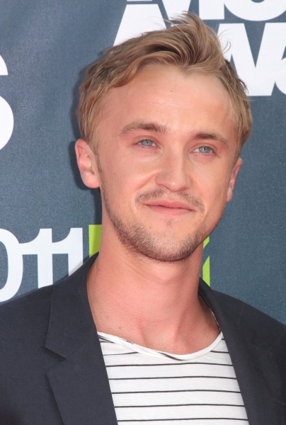 Tom Felton pictured at the 2011 MTV Movie Awards Arrivals at Universal Studios' Gibson Amphitheatre on June 5, 2011 in Universal City, California. © RD / Orchon / Retna Digital