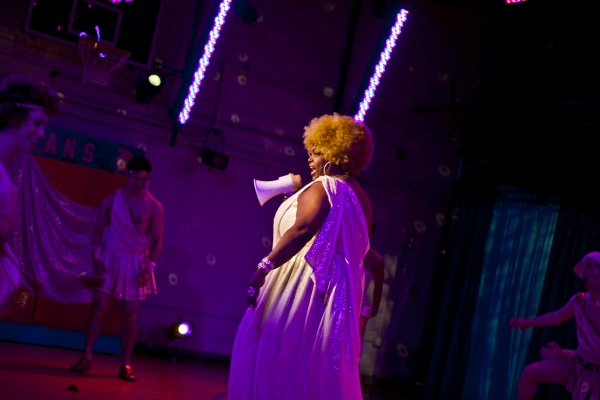 Photo Coverage: LYSISTRATA JONES Opening Night!