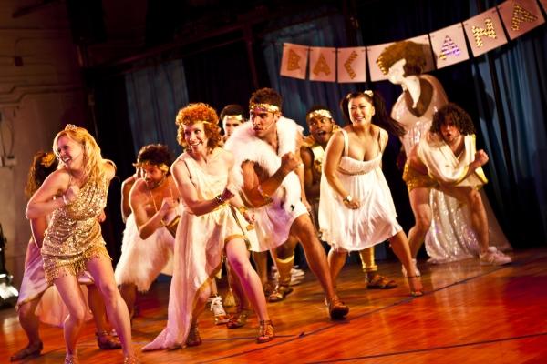 Photo Coverage: LYSISTRATA JONES Opening Night!