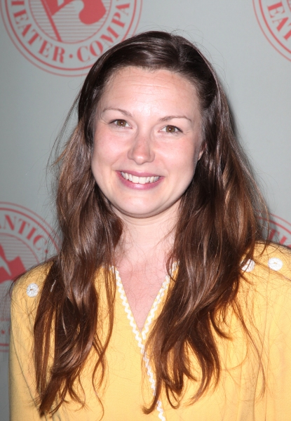 Jenny Worton attending the 'Through A Glass Darkly' Opening Night After Party at Chinatown Brasserie in New York City.