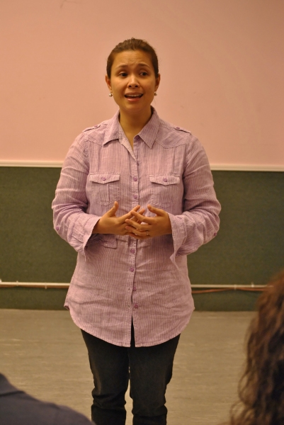 Photo Coverage Exclusive: Lea Salonga's Rehearsal for Café Carlyle Return