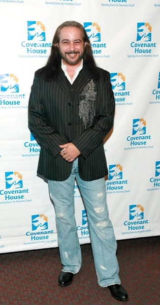 Danny Zolli at Capathia Jenkins, Jeffry Denman, et al. Attend Covenant House Benefit