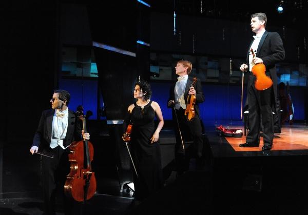 Photo Flash: Olney Theatre Company's OPUS