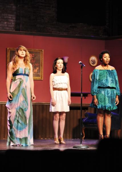 Darci Wantiez, Elizabeth Lombardino & Brandy Rogers Photo