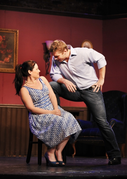 Nicole Begue Hackman & Nate Hackman Photo