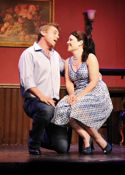 Nate Hackman & Nicole Begue Hackman Photo