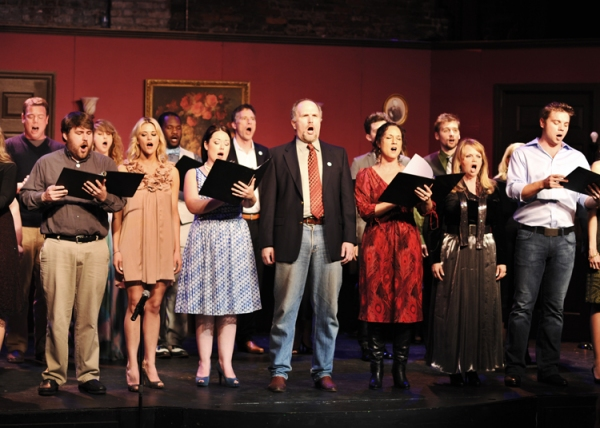 Photo Coverage: First Night: The Tony Concert