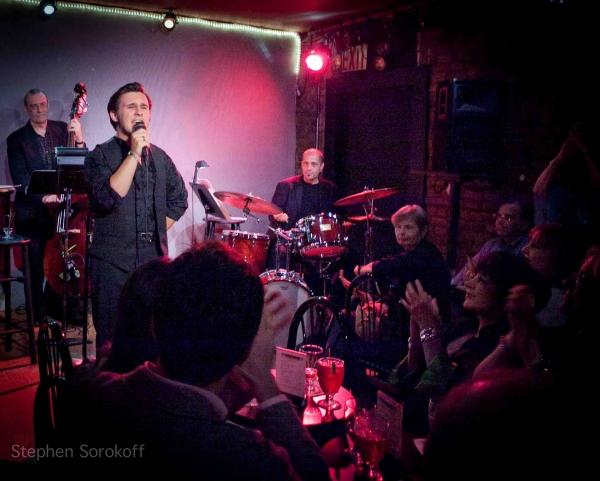 Photos: Liza Minnelli & More Visit Nicolas King in Concert