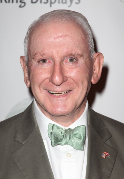 Lionel Larner attending the 2011 Theatre World Awards at the August Wilson Theatre in New York City.
