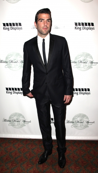 Photo Coverage: 2011 Theatre World Awards Arrivals