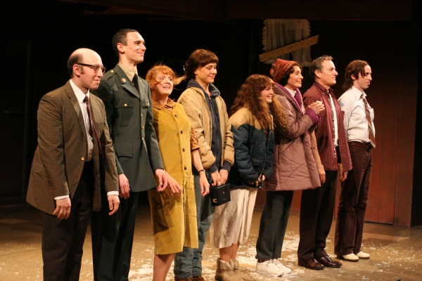 Photo Flash: THE SHAGGS Opens at Playwrights Horizons