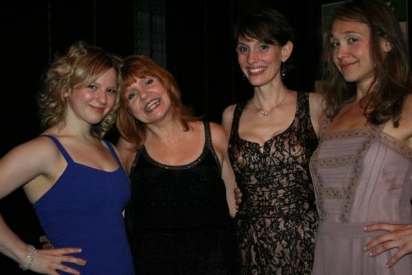 Emily Walton, Annie Golden, Jamey Hood & Sarah Sokolovic